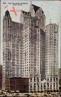 New York City USA, City Investing Building