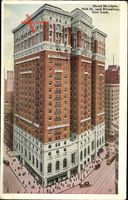 New York City USA, Hotel McAlpin, 34th Street and Broadway