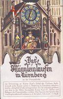 Mechanik Nürnberg, Das Männleinlaufen an der Frauenkirche