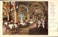Berlin Kreuzberg, Victoria Brauerei, Max Saeger, Blick in den Festsaal
