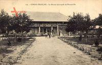 Congo Francais Französisch Kongo, La Maison épiscopale de Brazzaville