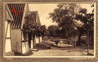 Passepartout Hel Gdańsk Hela Danzig, Am Ausgang des Dorfes