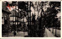 Berlin Tempelhof Lichtenrade, Wohnviertel in der Mozartstraße