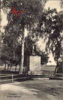 Blick auf das Klinke Denkmal in Berlin Spandau um 1915