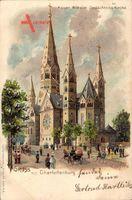 Berlin Charlottenburg, Kaiser Wilhelm Gedächtniskirche, Verkehr