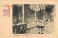 Cabinet où Napoleon signa son abdication, Fontainebleau, 11 Avril 1814