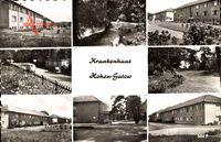 Berlin Spandau Hohen Gatow, Krankenhaus, Parkpartie, Spielplatz
