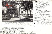 Berlin Reinickendorf Waidmannslust, Kurhaus Bergschloss