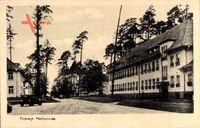 Berlin Reinickendorf Heiligensee, Flakregiment, Kaserne
