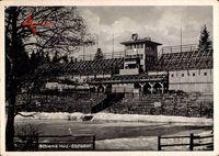 Schierke Wernigerode, Eisstadion, Tribünen, Eisfläche