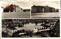 Schwäbisch Gmünd im Ostalbkreis, Blick auf die Bismarck Kaserne