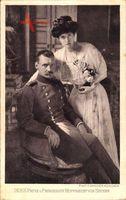 Kronprinz Rupprecht von Bayern, Prinzessin Marie Gabriele von Bayern