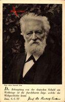 Rudolf Eucken, Deutscher Philosoph, Nobelpreis für Literatur 1908, Zitat