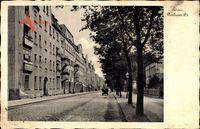 Żary Sorau Ostbrandenburg, Priebuser Straße, Wohnhäuser