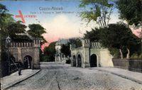 Kostrzyn nad Odrą Cüstrin Ostbrandenburg, Altstadt, Festung, Mittelschule