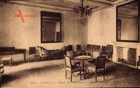 Ajaccio Corse du Sud, Maison de Napoleon 1er, Salon de la Madame Mere