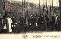 La Chasse à Courre, Equipage de Chantilly, S.A.R. Mgr. le Duc de Chartres