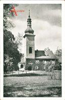 Zbraslav Königsaal Praha Prag, Glockenturm, Schloss