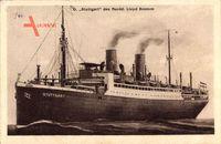 Dampfschiff Stuttgart, Norddeutscher Lloyd Bremen