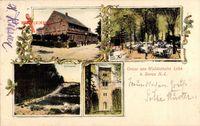 Żary Sorau Ostbrandenburg, Waldesheim Lohs, Turm