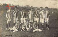 Fußballmannschaft, Sportlust, Jugendmannschaft I., 1910