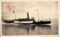 Dampfschiff Delphin, Norddeutscher Lloyd Bremen