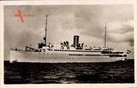 Dampfschiff MS Hansestadt Danzig, Norddeutscher Lloyd Bremen