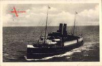 Dampfschiff Grüßgott, Norddeutscher Lloyd Bremen