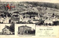 Adelsheim im Neckar Odenwald Kreis, Neue Post, Amtsgericht, Krieger Denkmal