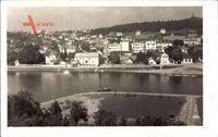 Königssaal Prag, Zbraslav nad Vltavou, Blick auf den Ort