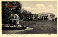 Lubsko Sommerfeld Ostbrandenburg, Schloss Dolzig, Kaisern Auguste Victoria