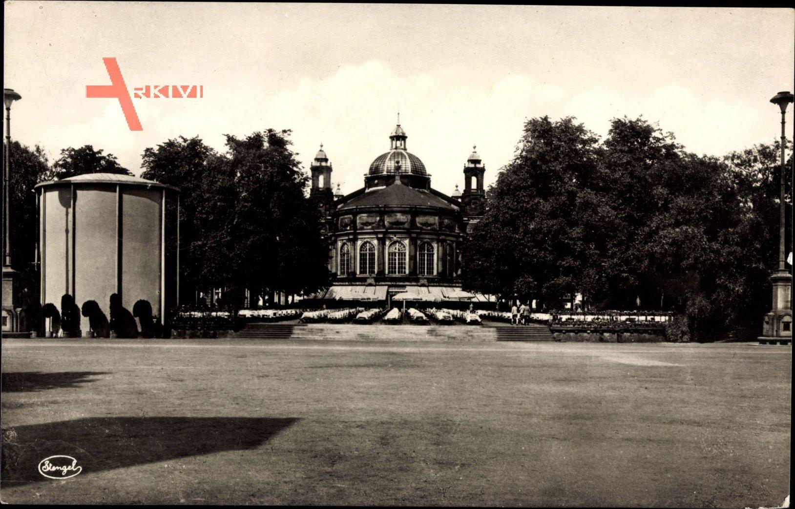 Dresden Zentrum Altstadt, Jahresschau Deutscher Arbeit 1927, Hauptrestaurant
