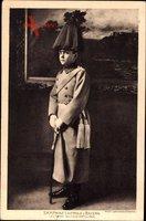 S.K.H. Prinz Luitpold v. Bayern, Leutnant im I. Feld Artill. Reg.