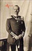 Großherzog Ernst Ludwig von Hessen Darmstadt, Uniform, Orden