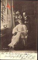 Großherzog Großherzog Ernst Ludwig von Hessen Darmstadt, Victoria Melita