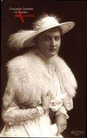 Prinzessin Marie Auguste von Anhalt, Gemahlin Prinz Joachim