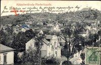 Kötzschenbroda Niederlössnitz Radebeul Sachsen, Gesamtansicht, Schloss