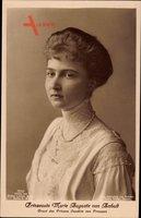 Prinzessin Marie Auguste von Anhalt, Portrait, Ehefrau Prinz Joachims