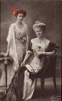 Kaiserin Auguste Viktoria, Prinzessin Victoria Luise von Preußen