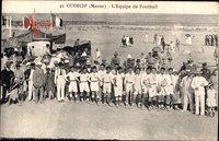 Guercif Marokko, LEpuipe de Football, Strandpartie