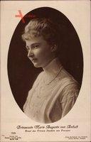 Prinzessin Marie Auguste von Anhalt, Ehefrau Prinz Joachim