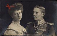 Eitel Friedrich Prinz von Preussen, Sophie Charlotte von Oldenburg, RPH 5139