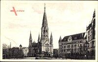 Berlin Charlottenburg, Die Kaiser Wilhelm Gedächtniskirche