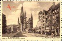 Berlin Charlottenburg, Kaiser Wilhelm Gedächtniskirche, Geschäfte