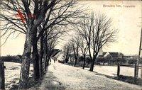 Pełczyce Bernstein Neumark Ostbrandenburg, Totalansicht, Winter