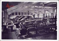 Berlin Tempelhof, Buchdrucker Verbandshaus, Maschinensaal