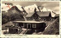 Kaiser Franz Josef Haus mit dem Großglockner