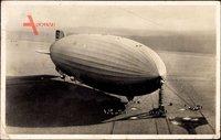 LZ 130, Graf Zeppelin, Luftschiffhafen Rhein Main