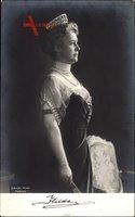 Großherzogin Hilda von Baden, Hilda von Nassau