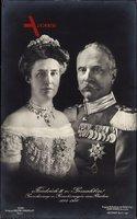 Großherzog Friedrich II. von Baden, Ehefrau Hilda, Liersch 2694
